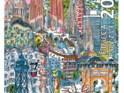 barcelona citypuzzle
