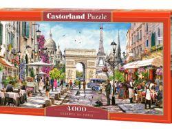 esencia de paris puzzle castorland 4000 piezas