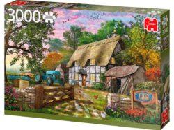 la granja puzzle jumbo 1000 piezas