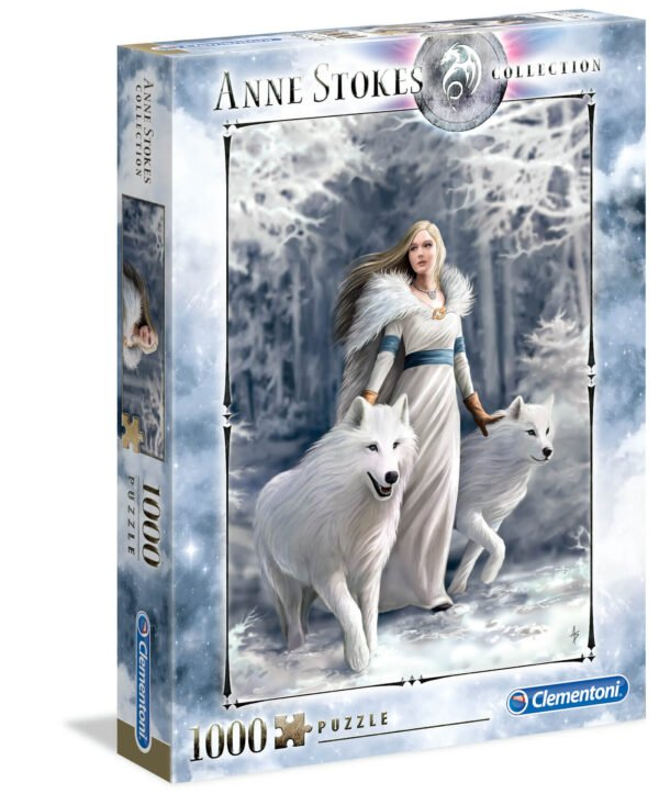 1000 WINTER GUARDIANS (ANNES STOKES)