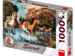 secret puzzles caballos