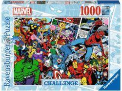 challenger marvel