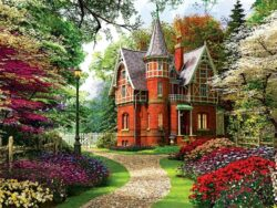 Casa Victoriana, Dominic Davison