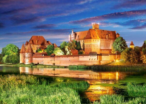 castillo-malbork-puzzle-1000-103010-castorland-puzzlestumecomopletas
