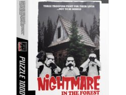 nightmare in the forest