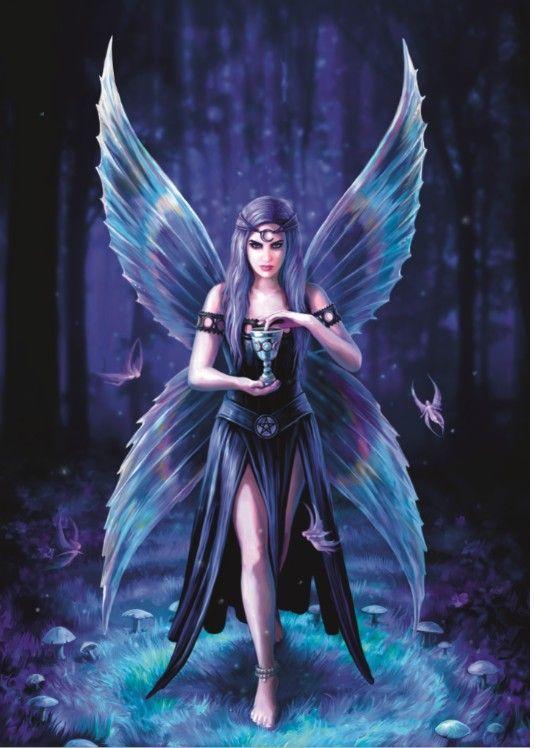 bluebird-puzzle-anne-stokes-enchantment-puzzle-1000-70438--bluebird-puzzlestumecompletas