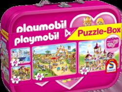 caja rosa playmobil