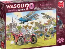 wasgij retro destiny 5