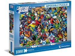1000 IMPOSIBLE DC COMIC