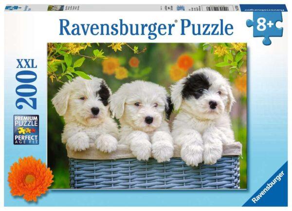 cachorros mimosos 200 ravensburger