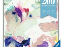 puzzle moment colorsplash 200 piezas adulto ravensburger