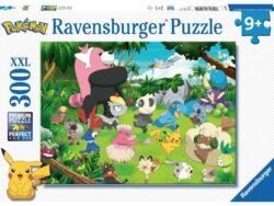 puzzle pokemosn 300 piezas ravensburger