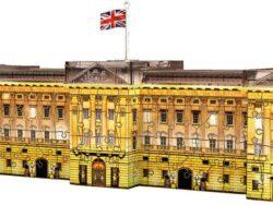 buckingham palace night editions 216 piezas