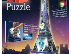 puzzle 3d torre eiffel 216 piezas