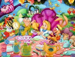 puzzle alicia en el pais de las maravillas 16737 1000 piezas ravensburger