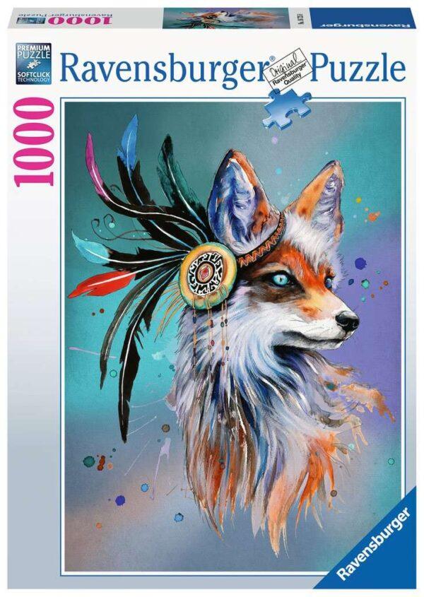 el espiritu del zorro ravensburger 1000 piezas