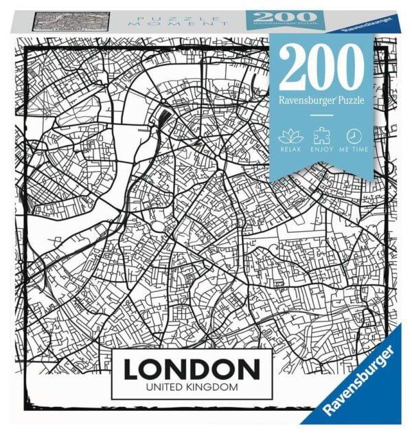 puzzle moment big city life 200 piezas adulto ravensburger