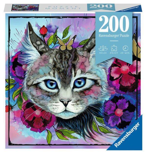 puzzle moment cateye 200 piezas adulto ravensburger