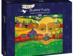 puzzle bluebird 1000 piezas a lo largo de los balcanes irinaland
