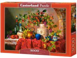 bodegon de capri puzzle castorland 3000 piezas