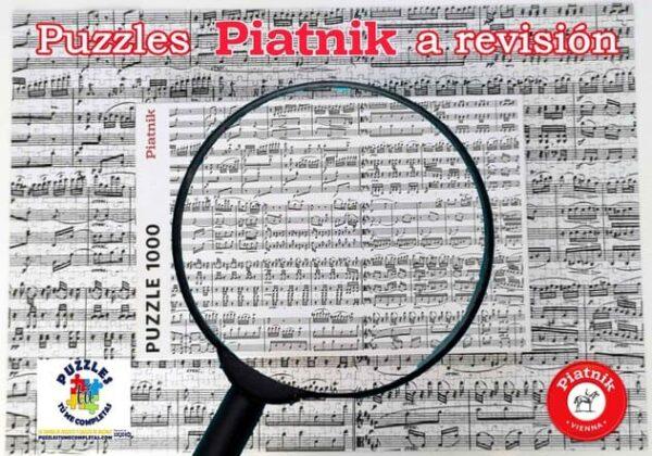 puzzles piatnik a revisión en puzzles Tú me completas