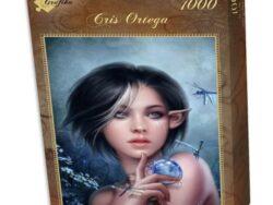 La maldición de la libélula. Puzzles de Chris Ortega. Puzzle Grafika 1000 piezas