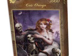Memento mori de Cris Ortega. Puzzle Grafika 1000 piezas. Ref 01014.
