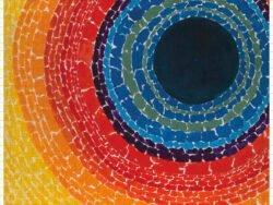 puzzle-pomegranate-Alma-Thomas-El-eclipse-1000-piezas-referencia-107