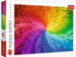 puzzle gradient degradado de Trelf 1000 piezas ref.10666